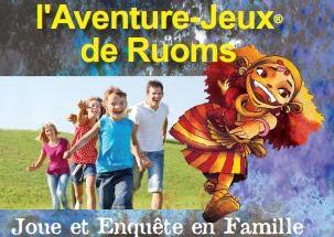 Aventure jeux Ruoms