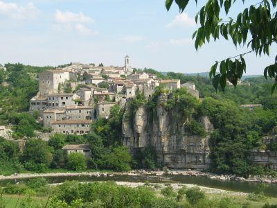 Balazuc Village de Caractère Ardèche